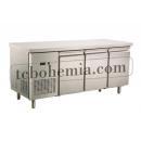 GNTC700L3 - Chlazený pracovní stůl