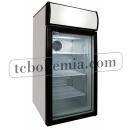 LG 80 - Lednice s prosklenými dveřmi