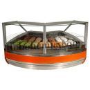 K-1 MGI 19/NZ 90 MAGNUM ICE - Rohová zmrzlinová vitrína pro 19 nádob