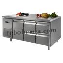 GNTC700 L1 D4 - Chlazený pracovní stůl