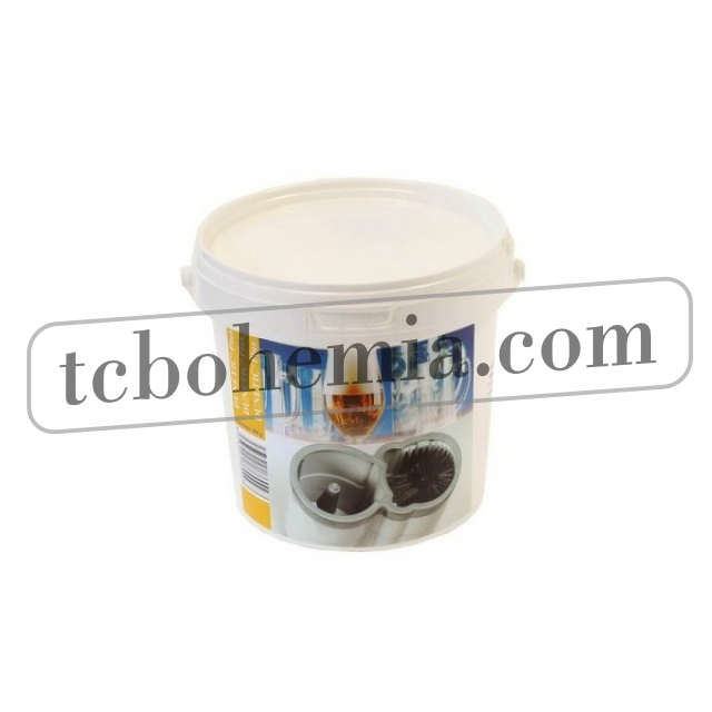 Glass washer tablets 600 g - 125 db