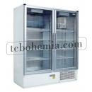 CC 1600 GD (SCH 1400 S) | Lednice s dvojitými skleněnými dveřmi