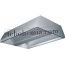 Závěsné odsavače par - digestoře ZD-02 / linie 1300 mm