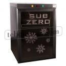 J-160 Subzero prosklená lednice