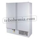 CC 1600 (SCH 1400) INOX | Lednice s dvojitými dveřmi