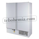 CC 1200 (SCH 800) INOX | Nerezová lednice s dvojitými dveřmi
