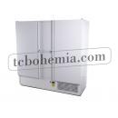 CC 1950 XL (SCH 2000) INOX | Nerezová lednice s dvojitými dveřmi