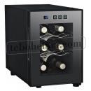 DAT-6.16C - termoelektrická vinotéka