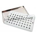 Drip tray / stainless steel 45x22 cm