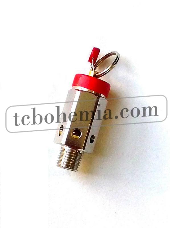 Pojistný ventil 3 bar (Micro Matic)