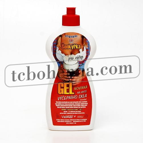 Senkyrka - glass washing gel
