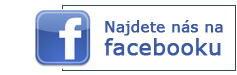 Nájdete nás aj na Facebooku